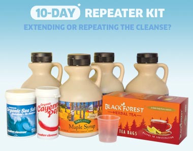 10 Day Repeater Kit
