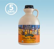 1 Quart Grade B Maple Syrup